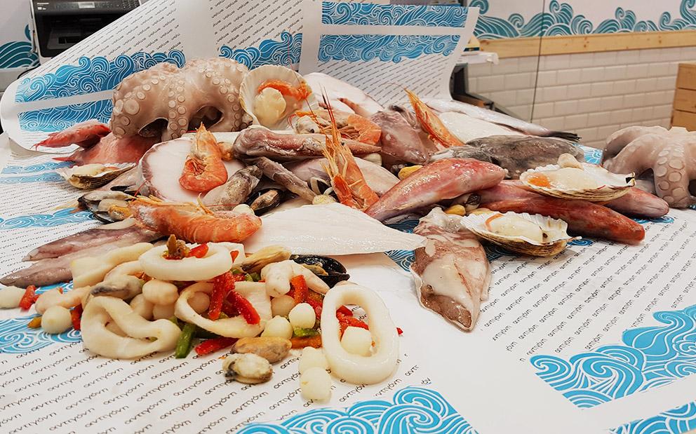 Έτσι θα μαγειρέψετε τα θαλασσινά την Σαρακοστή